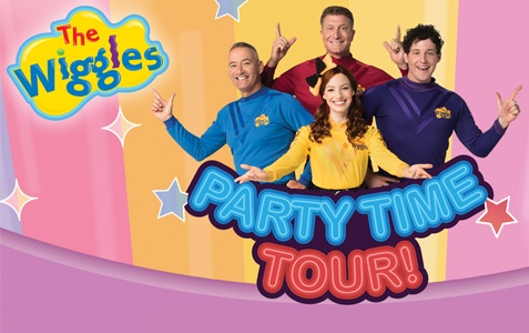 The Wiggles: Tribute Communities Centre